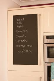 d-c-fix peel and stick chalkboard film can be used on walls, cupboards,  wardrobes. Perfect as a memo board in a kitchen for those shopping lists  or, ...