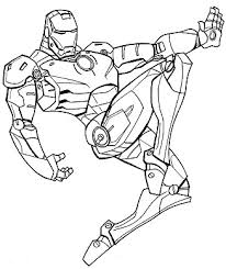 Small Picture Coloring coloring of Ironman picture