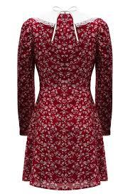 <b>Платье School girl</b> Красное — Botrois