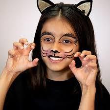 kids cat make up