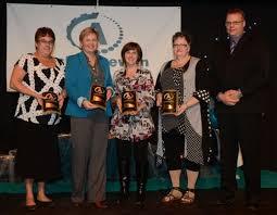Myrna Shaw receives SYA Championship Award | Carlyle Observer