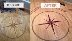 100 dust free floor refinishing