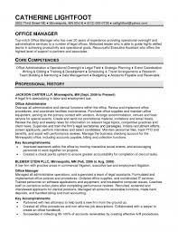 Core Qualifications Examples For Resume] Resume Examples Templates .