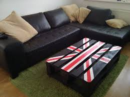 Instructables Coffee Table Union Jack Palette Table 3 Steps With Pictures
