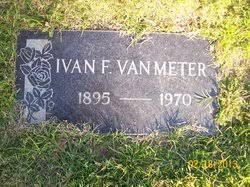 Ivan Franklin VanMeter (1895-1970) - Find A Grave Memorial