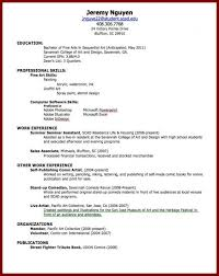 How To Make My Resume Stand