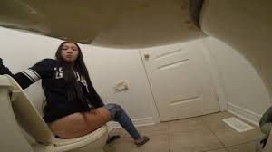 Asian teen bathroom spy cam on GotPorn 6180687