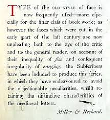 a promotional image for miller richard s old style as the text says the design was intended to capitalise on a fashion of interest in