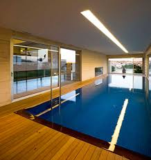 pool house interior. Small Swimming Pool Designs With Blue Rectangular House Plans Indoor Inside Pools And Interior