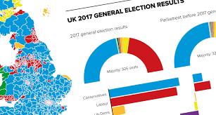 Graphics How Britain Voted Politico