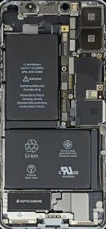 Iphone X Inside Wallpaper 4k