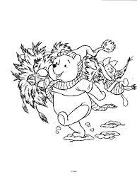 Geweldige Kleurplaat Winnie De Pooh Verjaardag Krijg Duizenden