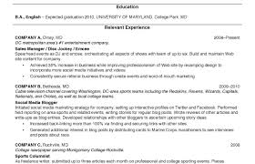 Resume Awesome And Beautiful College Student Resume Examples 13
