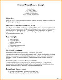 Financial Analyst Job Description Resume Trendy Financial Analyst Functional Resume Sample Intrigue Key 26