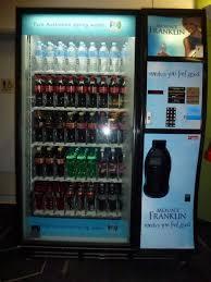 Vending Machine Spring Interesting Cold Beverage Vending Machine At LaTrobe Bendigo StudentVIP