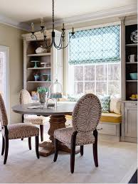 breakfast room banquette design by jennifer harvey interiors via houzz traditional dining