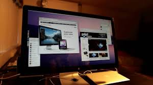 LED Cinema Display ( 27 -tuumainen) - Tekniset tiedot, apple, support