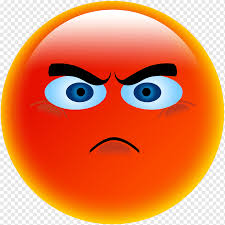 Angry Facebook reaction emoji, Anger ...