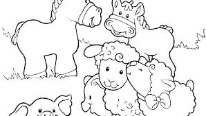 Farm Coloring Pages Cow And Barn Coloring Page Valentinamionme