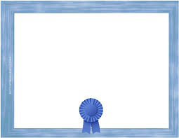 printable frame templates certificate templates without borders blank certificates
