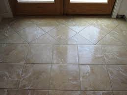 image of how to lay porcelain tile on concrete floor