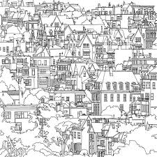 Small Picture the magical city colouring book Google Search Coloring