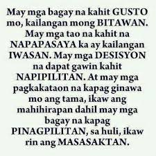 Hugot Tagalog Friendship