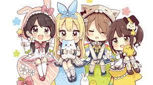 HD Anime Friends Wallpapers - Wallpaper ...