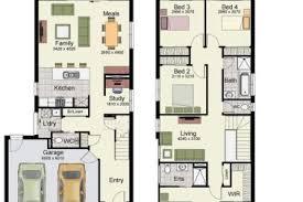 5 Bedroom Duplex House Plans In Nigeria  Nrtradiantcom4 Bedroom Duplex Floor Plans