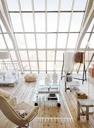 Attic Sunroom Windows