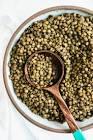 basic french lentils