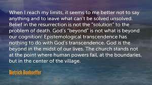 Bonhoeffer Quotes Unique Bonhoeffer's Religionless Christianity Engaging A PostChristian