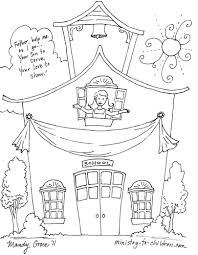 First Week Of School Coloring Pages
