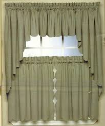 Kitchen Curtain Swags