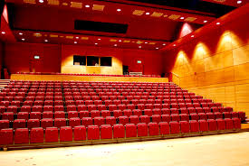 Northern Stage Seating Chart Take Your Seat In The Burnavon The Burnavon Arts Centre