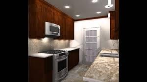 galley kitchen designs on a budget