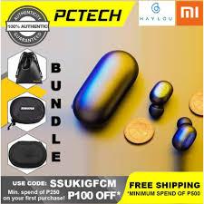 <b>Original Haylou GT1</b> Touch Control 5.0 Bluetooth Earphones TWS ...