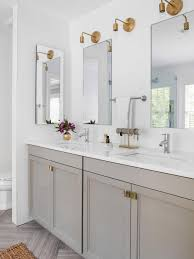 easy ways to freshen up your bathroom countertop