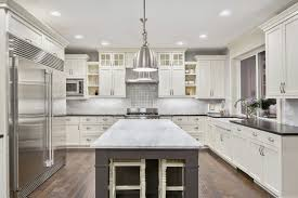 all white kitchen designs. Wonderful All 4 All White Kitchen Designs With I