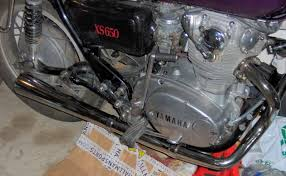 what happened to my xs650 year 2005