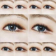 korean eye makeup