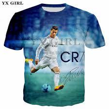 PLstar Cosmos <b>Cristiano Ronaldo</b> 3D Print Hoodie/Sweatshirt ...