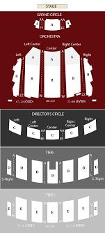 Bright Benedum Seating Benedum Center Seating Chart