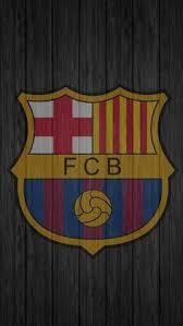 file attachment for apple iphone 6 plus hd wallpaper barcelona fc logo in dark background