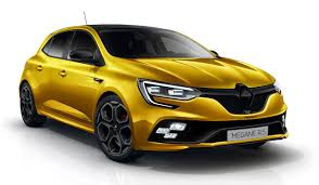 2018 renault cars. fine renault 2018 renault megane rs front three quarters right side studio image  rendering and renault cars n
