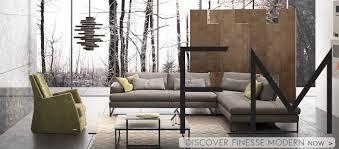 Modern Bedroom Furniture Edmonton Finesse Furniture And Interiors Edmonton And Alberta Canada