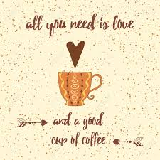 Cups Of Coffee Heart Positive Sayings And Quote Allyou Nee