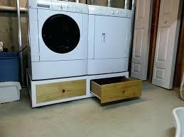 washer and dryer pedestal plans washer dryer pedestal diy washer dryer pedestal dimensions homemade washer dryer