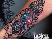 Татуировки с изображением галактики: лучшие изображения (37 ...