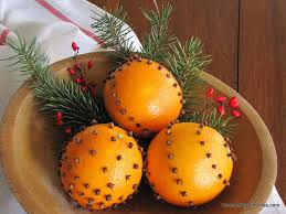 Drying Out Oranges Christmas Decorations How To Make Cloved Oranges House Of Hawthornes
